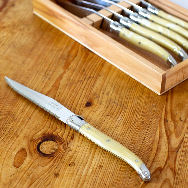 French Laguiole Knives Gift Set
