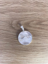 Load image into Gallery viewer, Intertwined Tree of Life Pendant - Mother of Pearl Sterling Silver