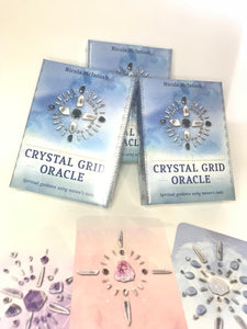 Cards - Crystal Grid Oracle - Nicola McIntosh - Gina's Charms