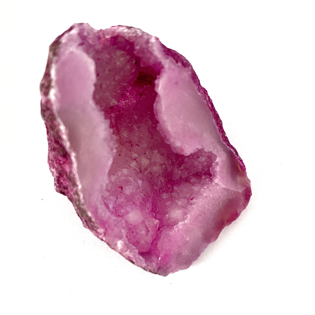 Agate Occo #1597 - Pink