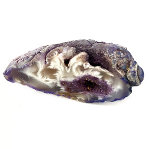 Agate Occo #1601 - Purple