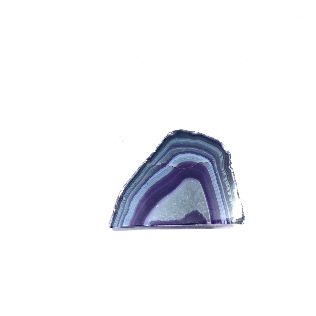 Agate End - Purple #869