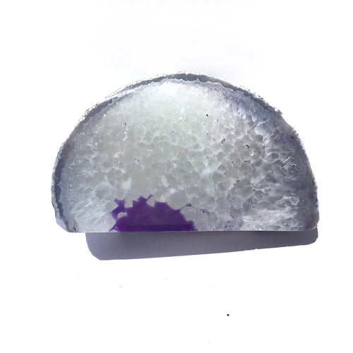 Agate End - PURPLE #816