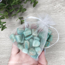 Load image into Gallery viewer, Amazonite Runes - Gina's Charms