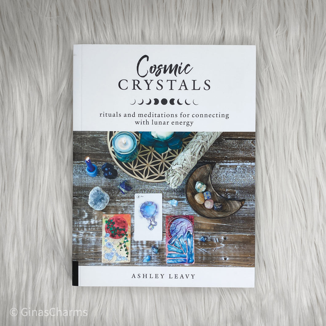 Book - Cosmic Crystals - Gina's Charms
