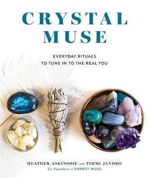 Book - Crystal Muse