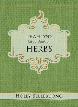 Book - Llewellyn's Little Book of Herbs