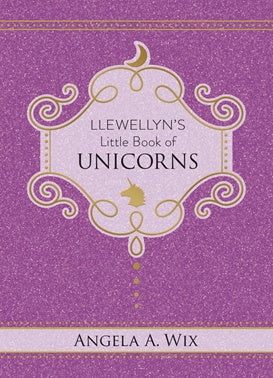 Book - Llewellyn's Little Book of Unicorns - Gina's Charms