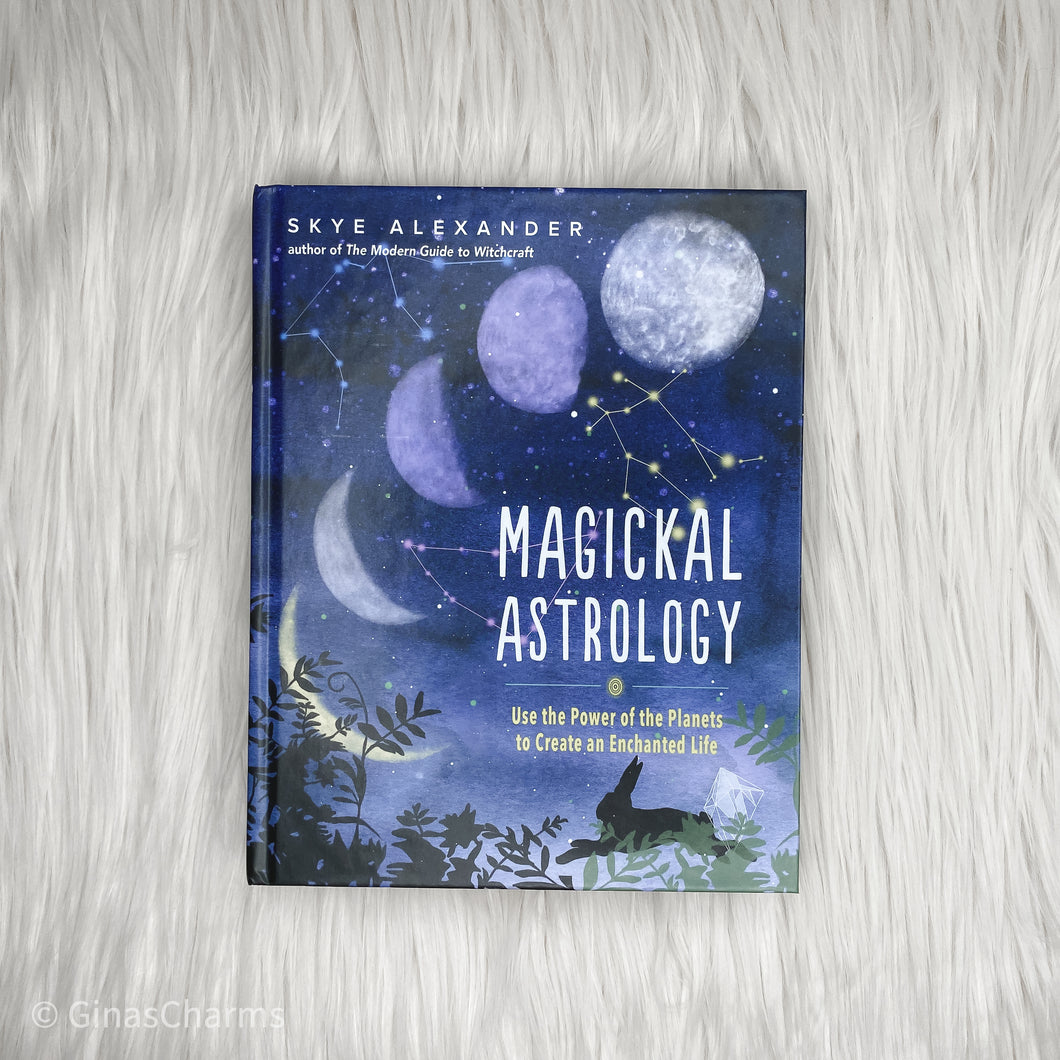 Book - Magickal Astrology - Gina's Charms