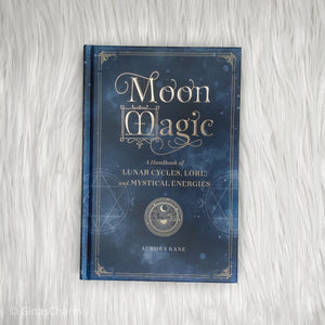 Book - Moon Magic by Aurora Kane - Gina's Charms