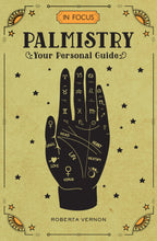 Load image into Gallery viewer, Book - Palmistry In Focus: Your Personal Guide - Gina's Charms
