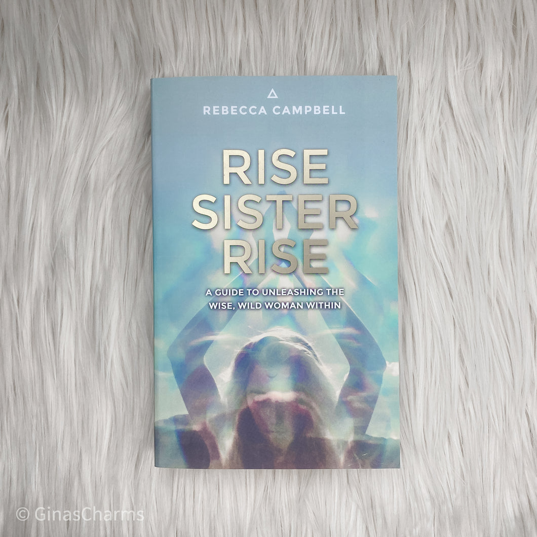 Book - Rise Sister Rise - Gina's Charms
