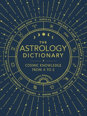 Book - The Astrology Dictionary