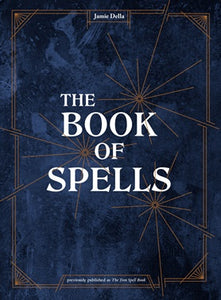 Book - The Book of Spells