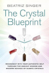 Book - The Crystal Blueprint - Gina's Charms