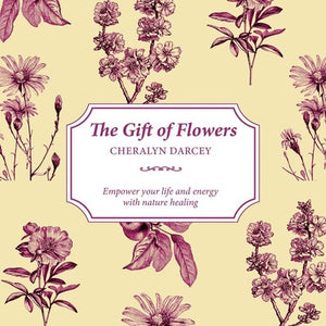 Book - The Gift Of Flowers - Gina's Charms