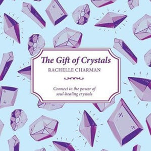 Book - The Gift of Crystals by Rachelle Charman