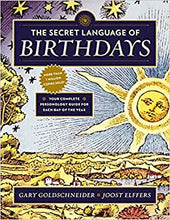Load image into Gallery viewer, Book - The Secret Language Of Birthdays - Gina's Charms