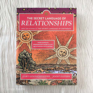 Book - The Secret Language Of Relationships - Gina's Charms