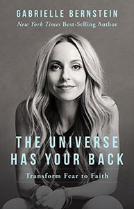 Book - The Universe Has Your Back - Gina's Charms