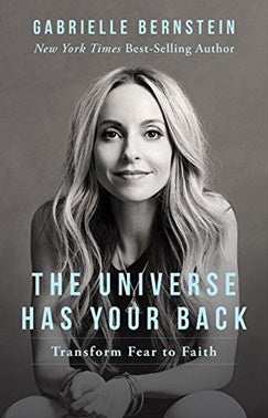 Book - The Universe Has Your Back