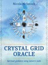 Load image into Gallery viewer, Cards - Crystal Grid Oracle - Nicola McIntosh - Gina's Charms