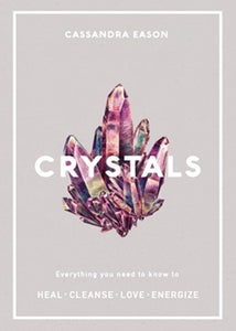 Book - Crystals by Cassandra Eason - Gina's Charms