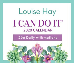 2020 I Can Do It Calendar - Louise Hay