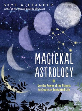 Book - Magickal Astrology