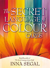 Load image into Gallery viewer, Cards - The Secret Language of Colour Cards - Gina's Charms