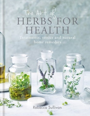 Book - The Art of Herbs for Health