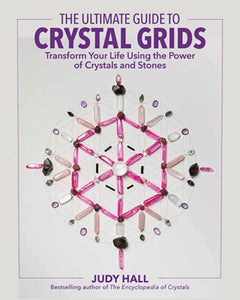 Book - The Ultimate Guide to Crystal Grids