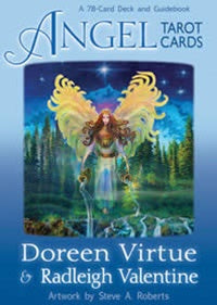 Cards - Angel Tarot Cards - Doreen Virtue & Radleigh Valentine
