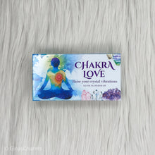 Load image into Gallery viewer, Cards - Chakra Love - Katie Manekshaw - Gina's Charms
