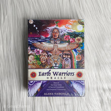 Load image into Gallery viewer, Cards - Earth Warriors Oracle - Alana Fairchild - Gina's Charms