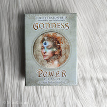 Load image into Gallery viewer, Cards - Goddess Power Oracle Standard Edition - Colette Baron-Reid - Gina's Charms