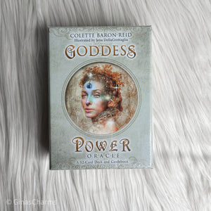 Cards - Goddess Power Oracle Standard Edition - Colette Baron-Reid - Gina's Charms