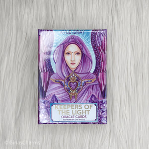 Cards - Keepers of the light - Gina's Charms