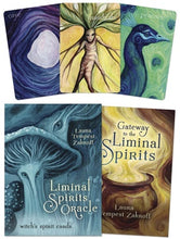 Load image into Gallery viewer, Cards - Liminal Spirits Oracle - Gina's Charms