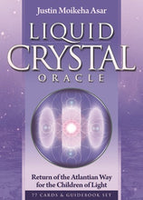 Load image into Gallery viewer, Cards - Liquid Crystal Oracle - Gina's Charms