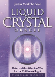 Cards - Liquid Crystal Oracle - Gina's Charms