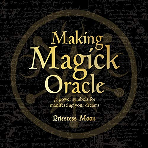 Cards - Making Magick Oracle by Priestess Moon - Gina's Charms