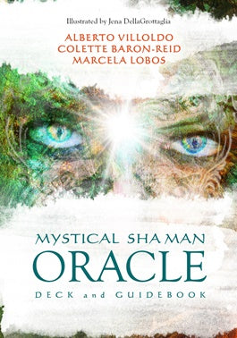 Cards - Mystical Shaman Oracle Cards - Collete Baron-Reid - Gina's Charms