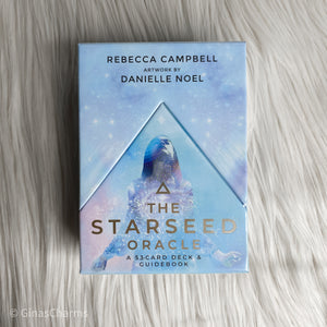 Cards - Starseed Oracle - Rebecca Campbell - Gina's Charms