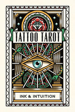 Load image into Gallery viewer, Cards - Tattoo Tarot: Ink & Intuition - Gina's Charms