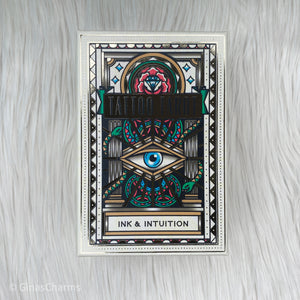 Cards - Tattoo Tarot: Ink & Intuition - Gina's Charms