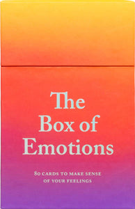 Cards - The Box Of Emotions