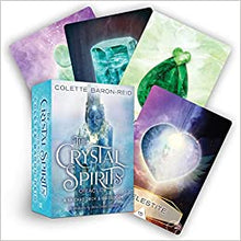 Load image into Gallery viewer, Cards - The Crystals Spirits Oracle Deck