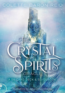 Cards - The Crystals Spirits Oracle Deck