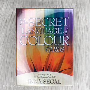 Cards - The Secret Language of Colour Cards - Gina's Charms